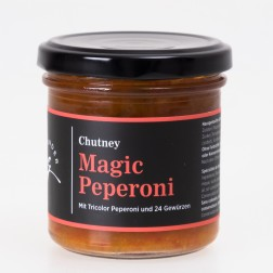Chutney Magic Peperoni 160g